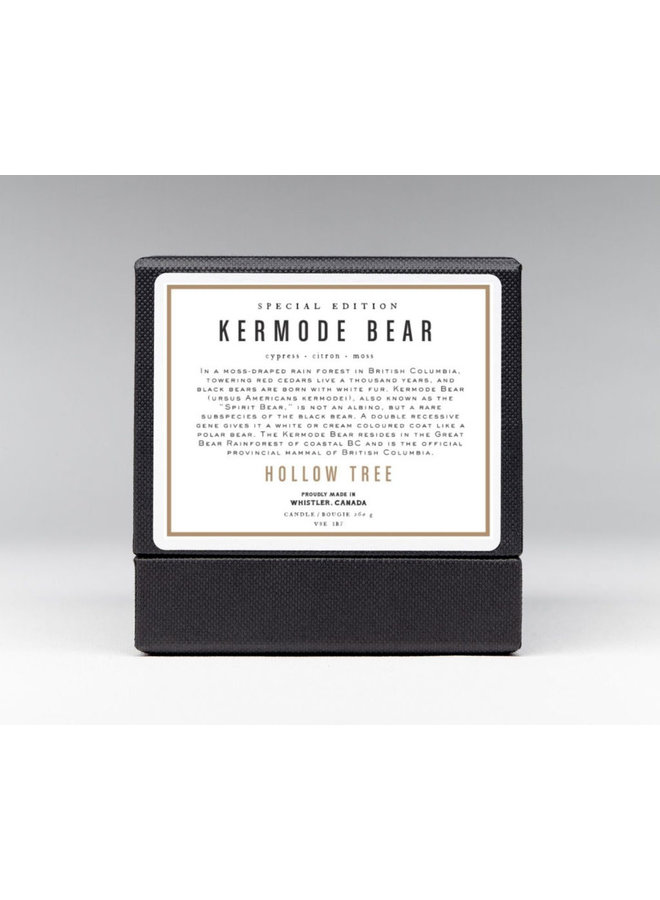 Kermode Bear Candle