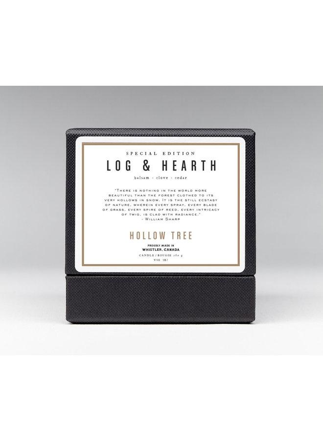 Log & Hearth Candle