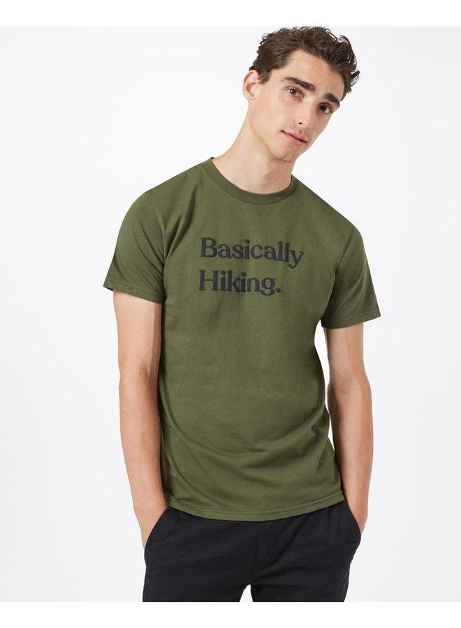 Men's Basically Hiking T-shirt