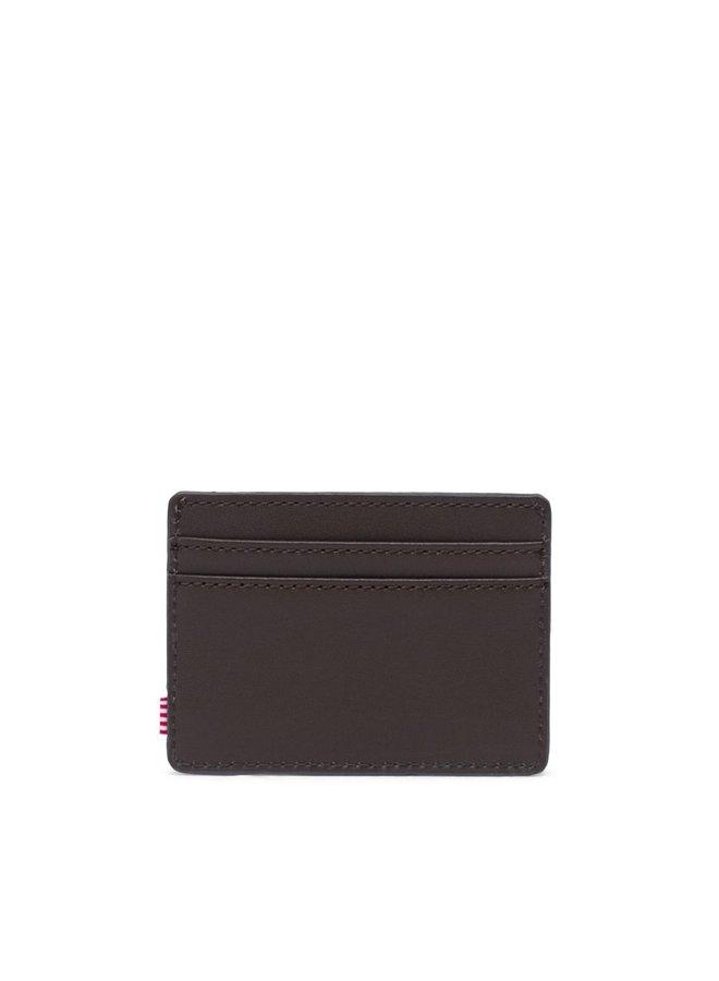 Charlie Leather Brown Wallet