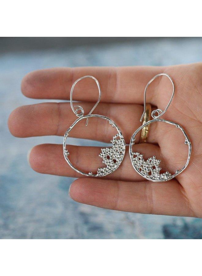 Bubble Hoop Earrings SS