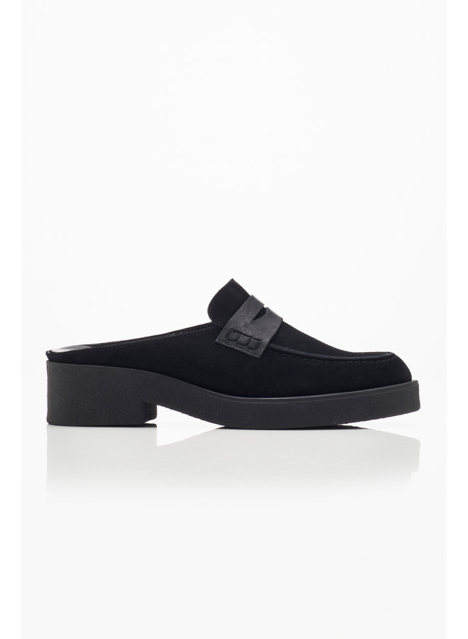 Leighton Loafer Mule
