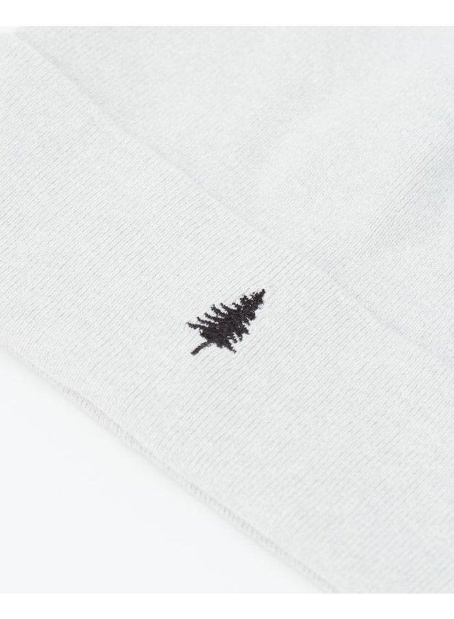 Tree Embroidery Beanie