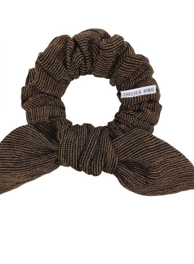 Bow-Petite Scrunchie