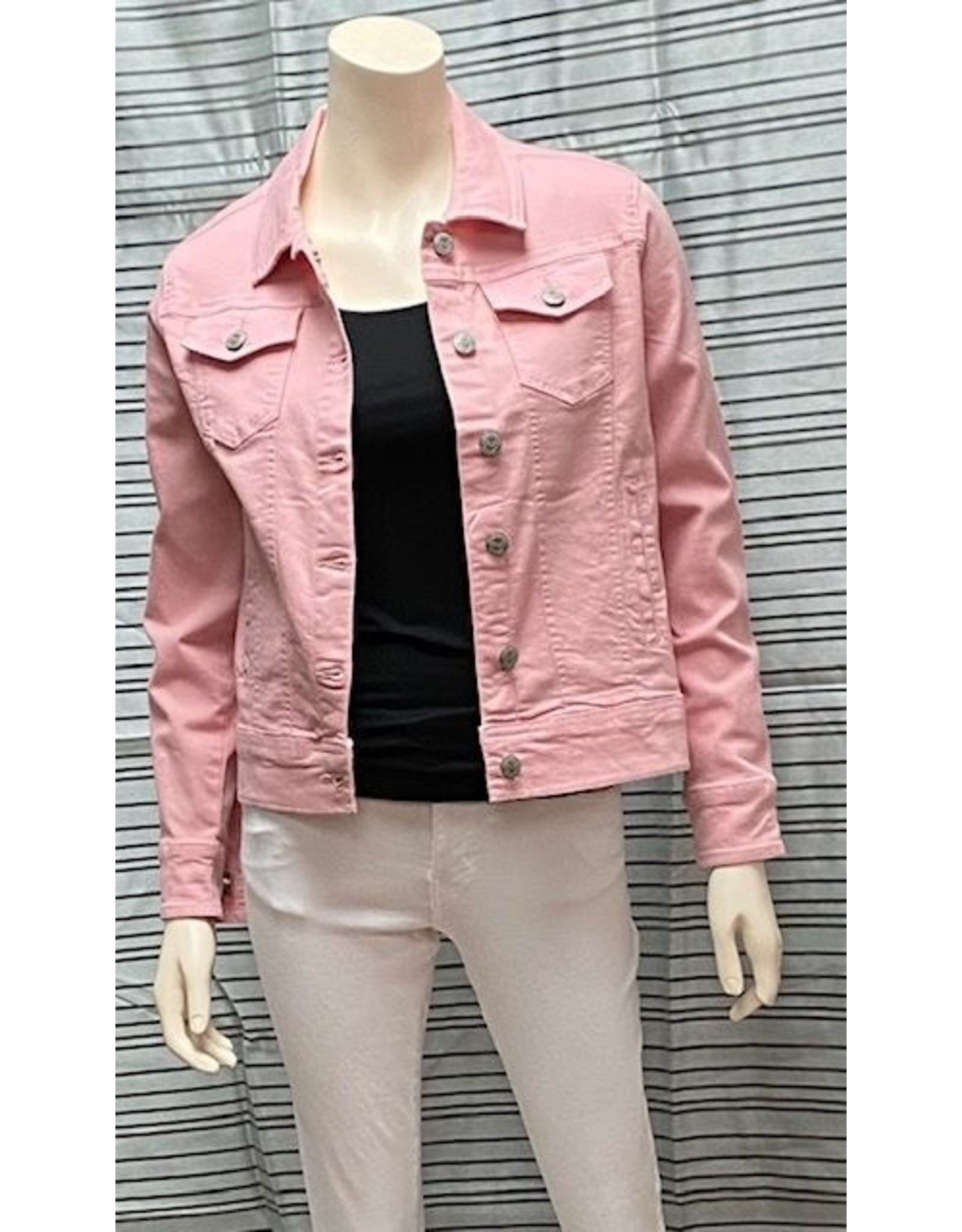 Carreli Carreli Full Length Jean Jacket J0023