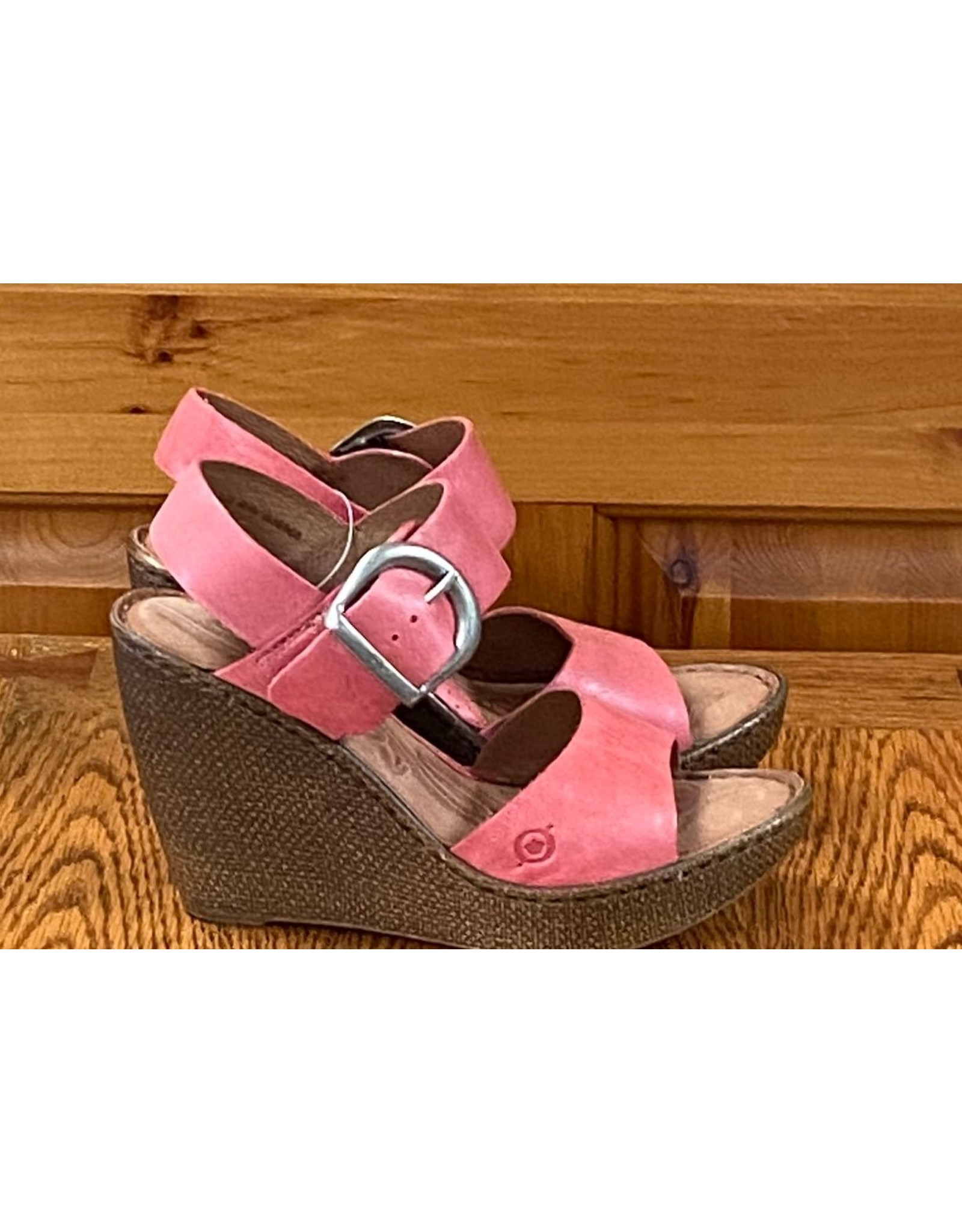 Born Concept Born Concept Wedge Strappy Sandal