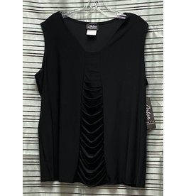 Artex Artex Pleated Dress Tank
