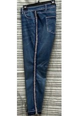 Lola Lola Jeans Kate  TDSB High Rise Straight Ankle