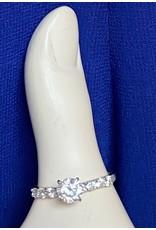 Small Diamond Fashion Ring