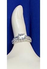 Large Diamond Fashion Ring