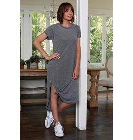 Mododoc Mododoc Knotted T Dress