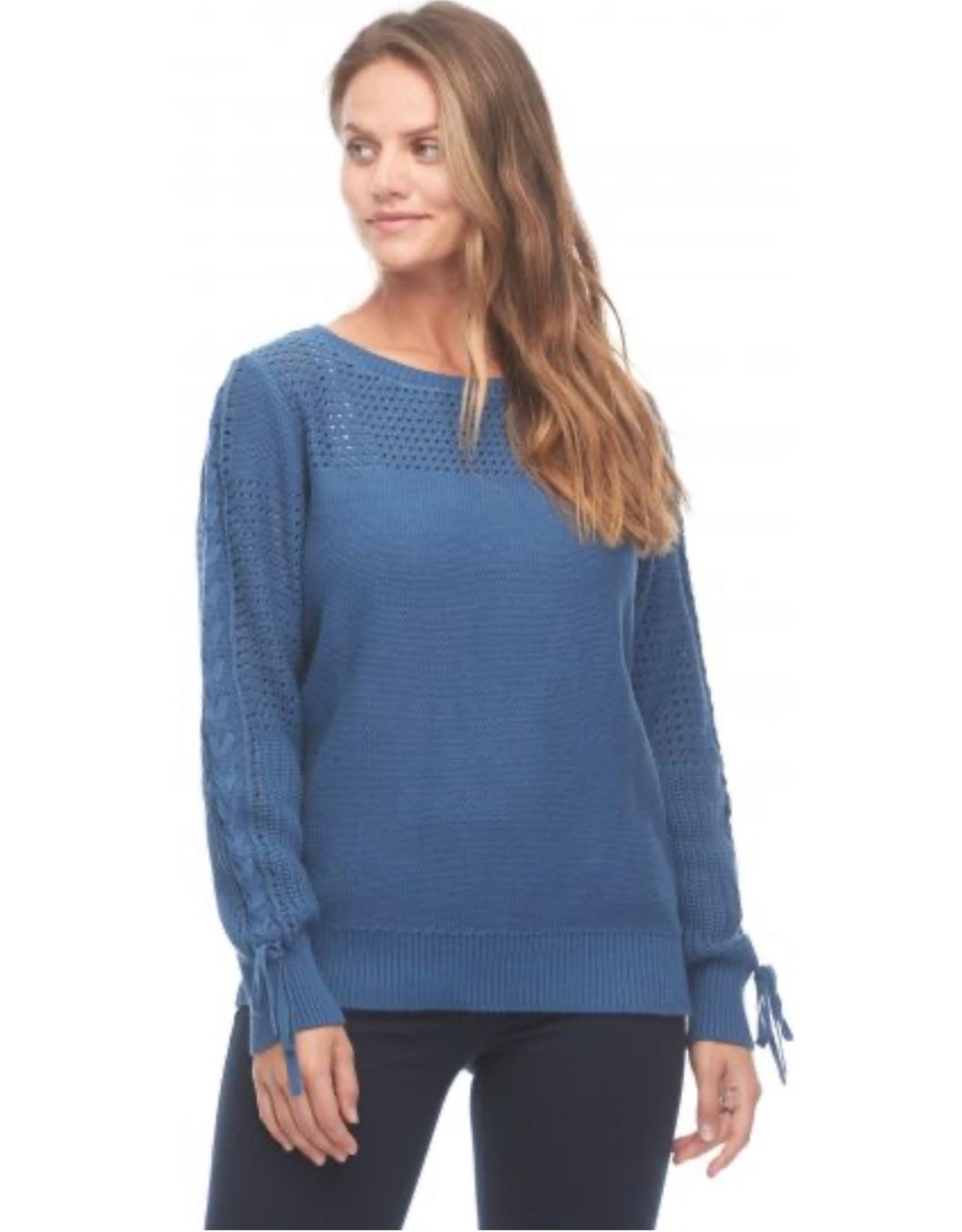FDJ FDJ Ballet Neck Sweater