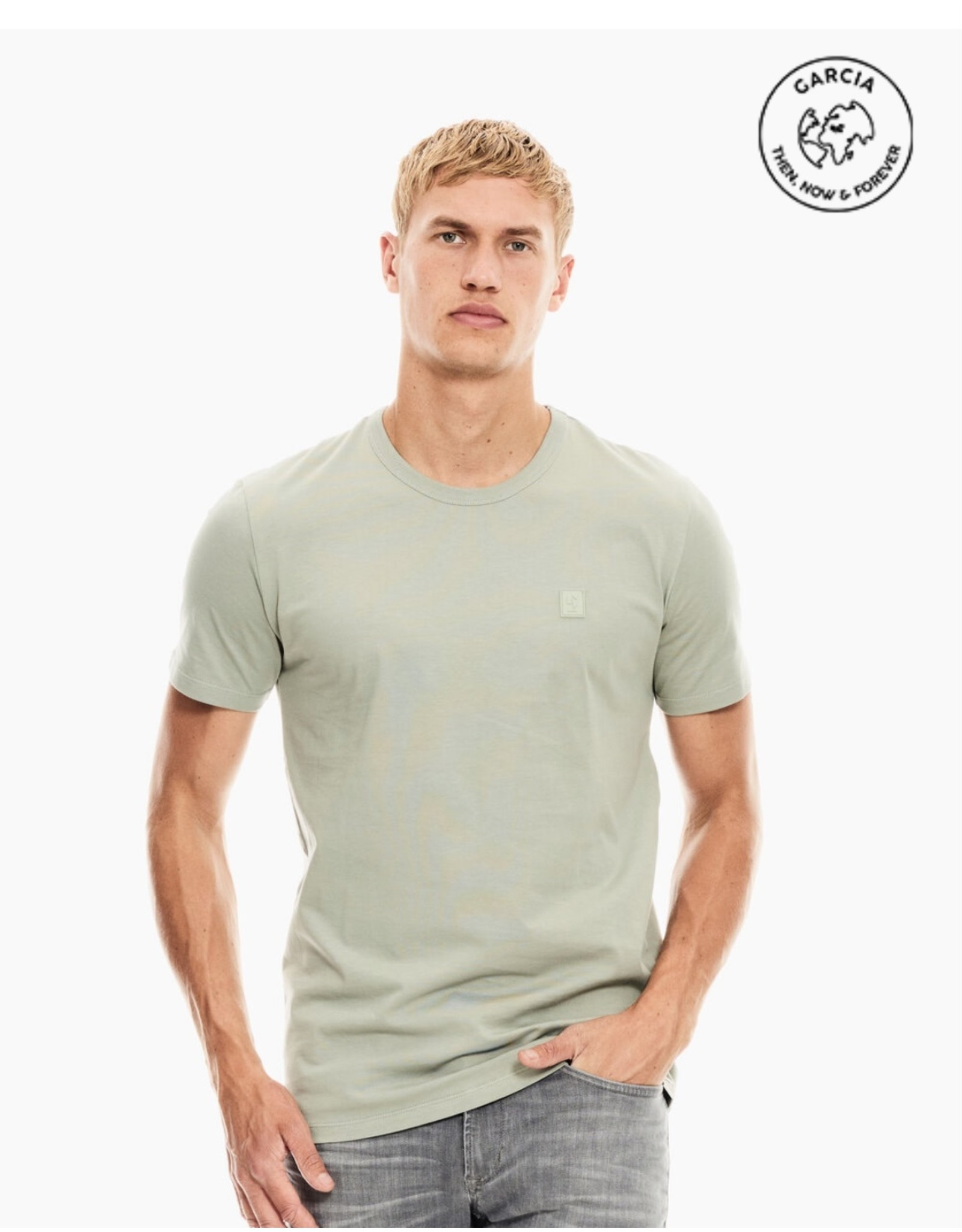Garcia Garcia Mens T Shirt 0203