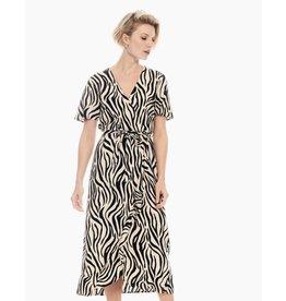 Garcia Garcia Long Print Dress 0282