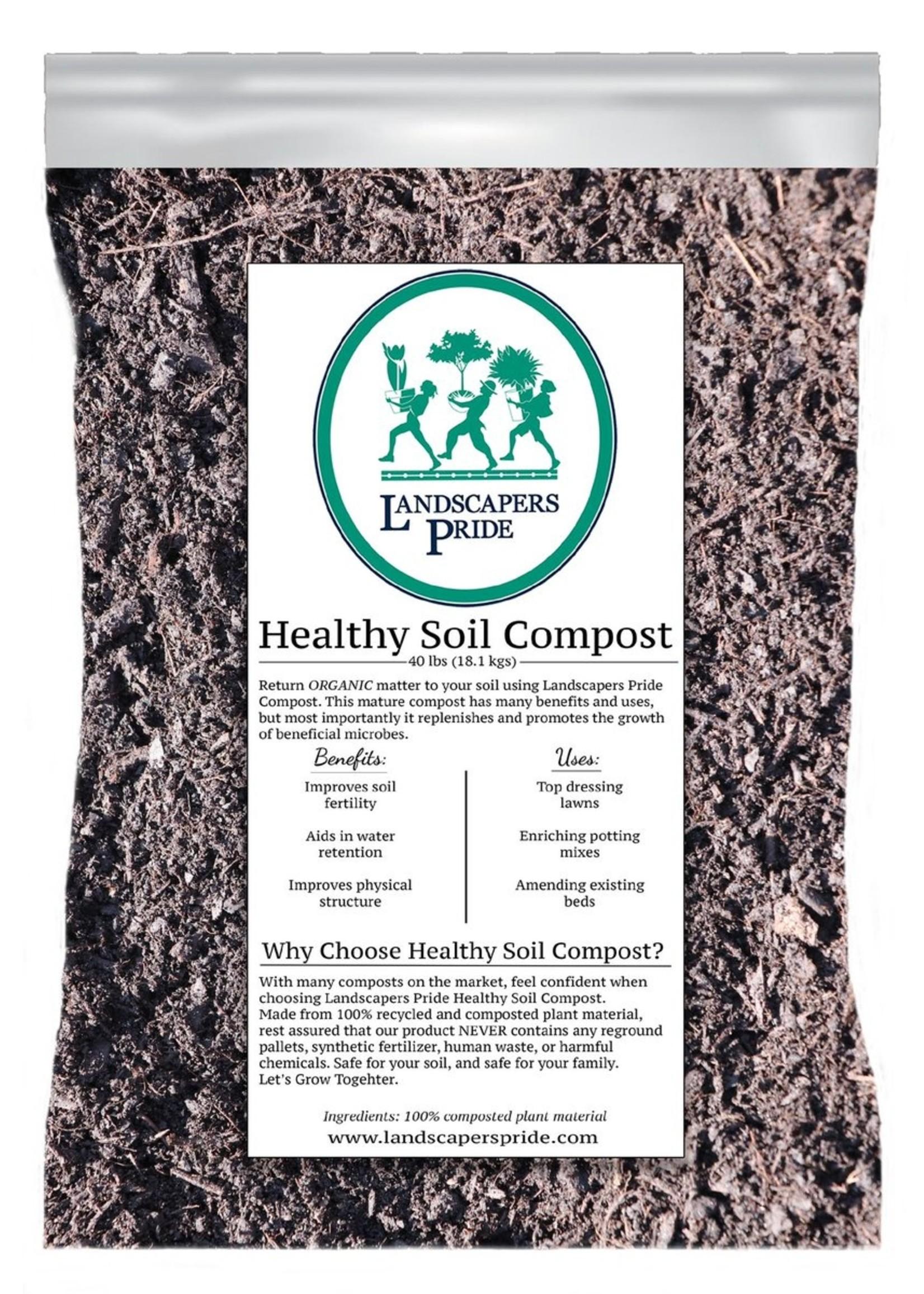 Healthy Soil Compost 40 lb.