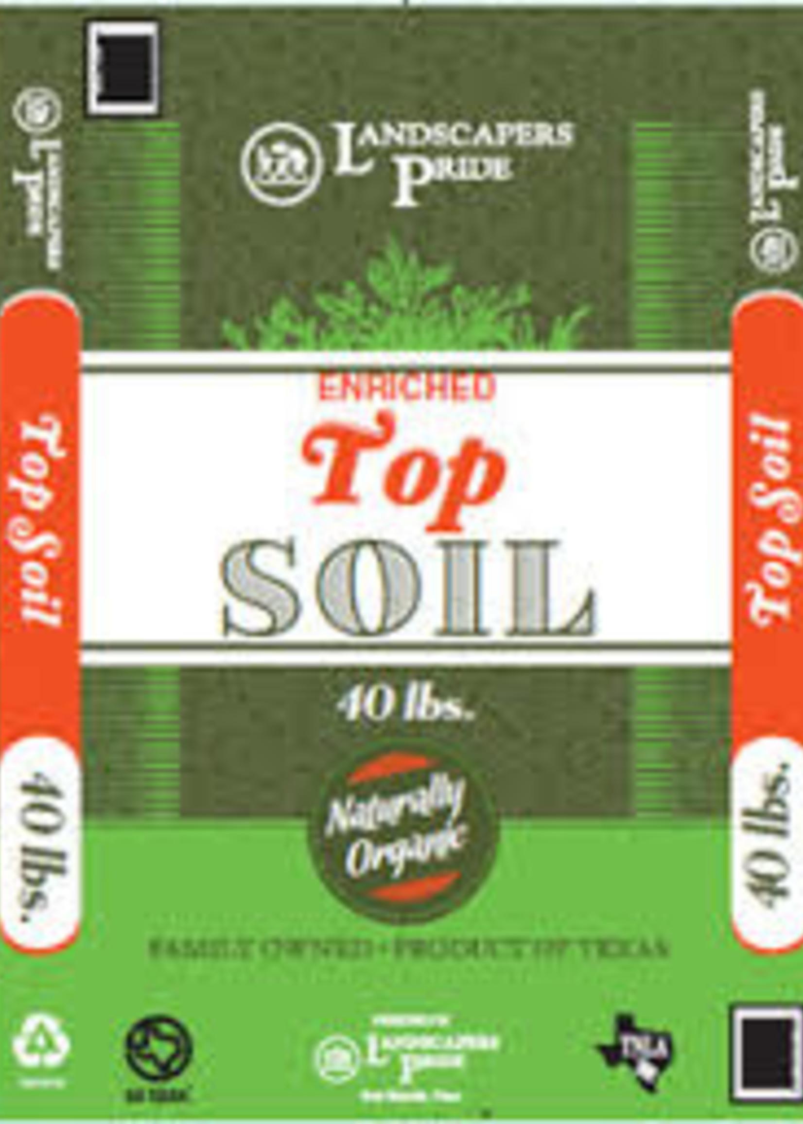 Top Soil 40 lb $3.69 ea.