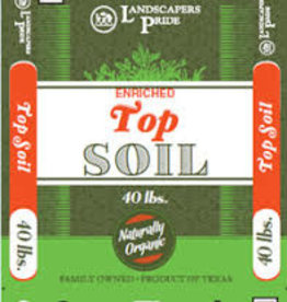 Top Soil 40 lb $3.69 ea.