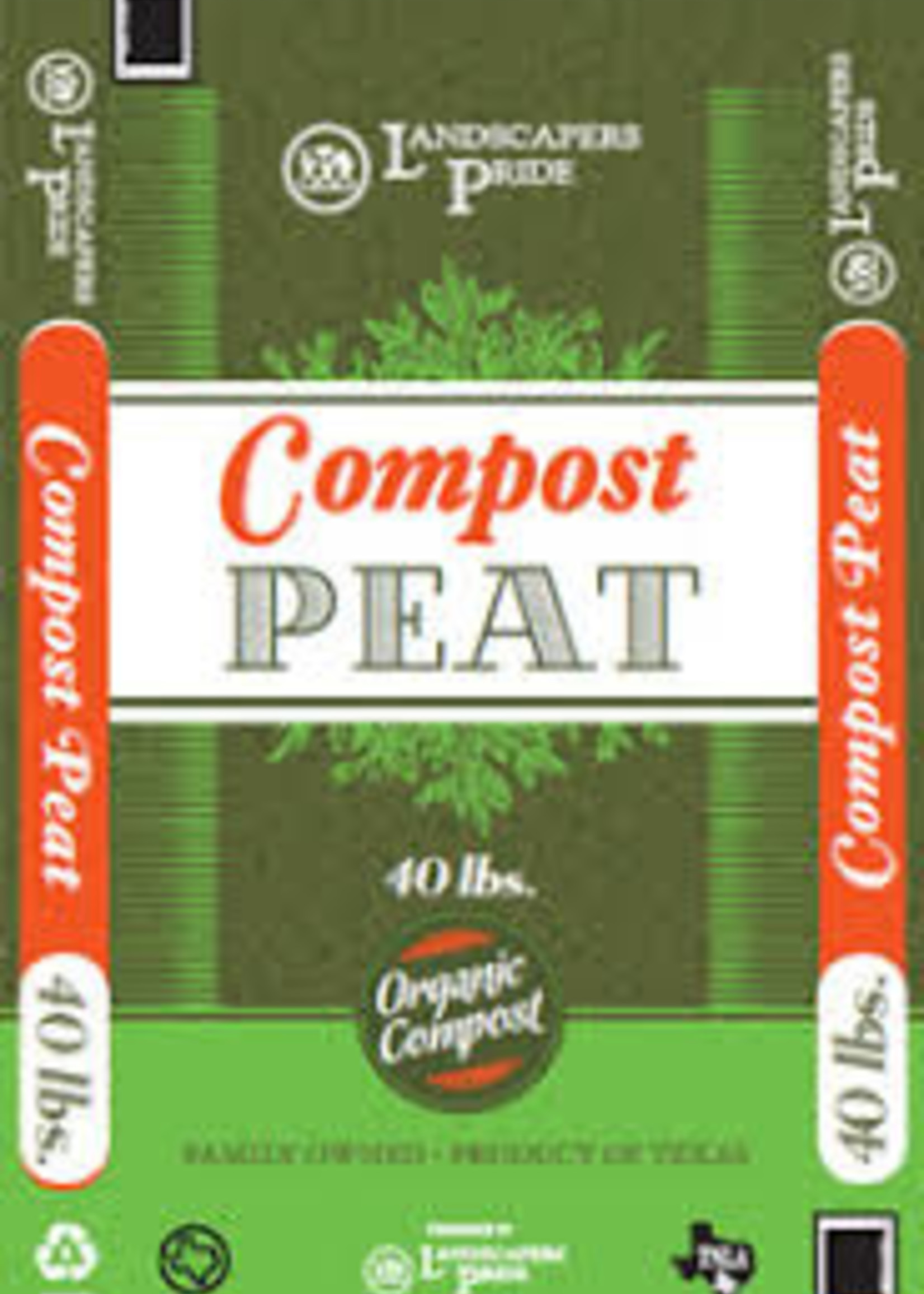 Composted Peat 40 lb $4.99