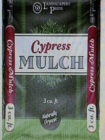 Cypress Mulch 40 lb. $6.99 ea.