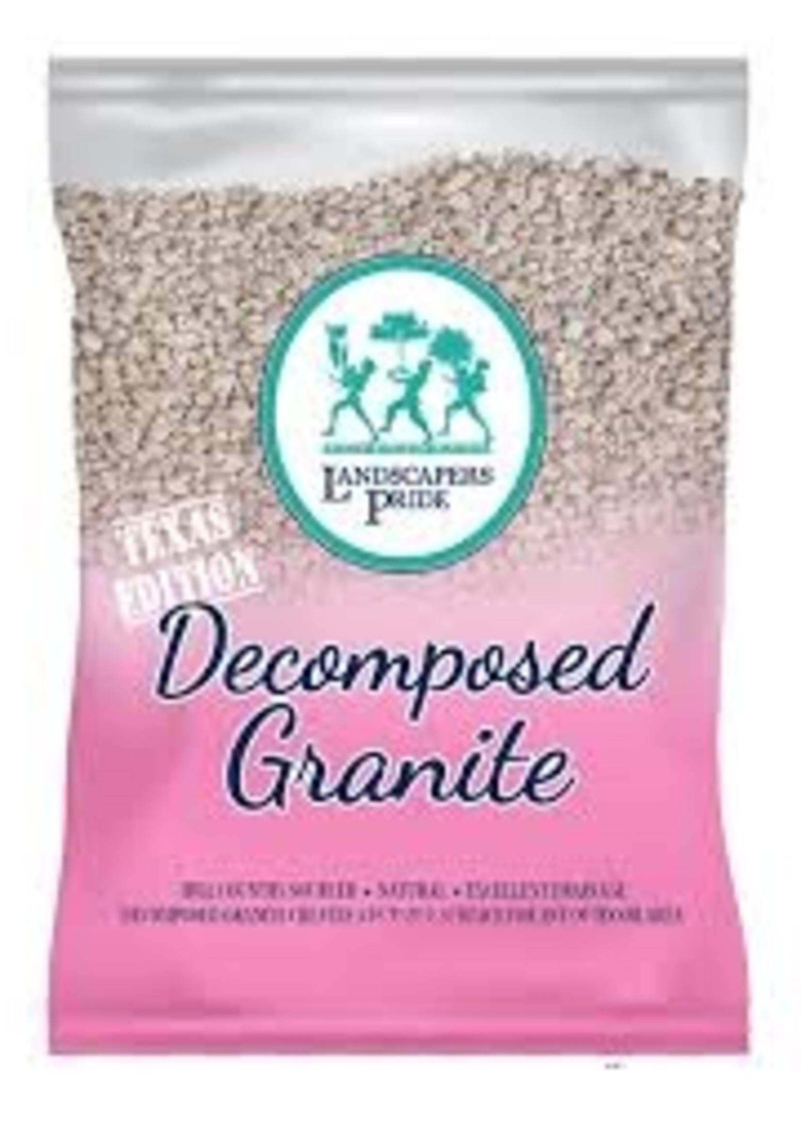 Decomposed Granite .5 CF $5.99