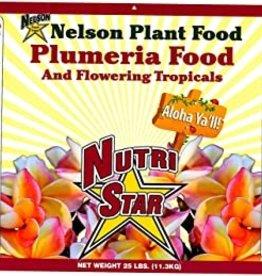 Nelsons Plumeria Fertilzer 25#