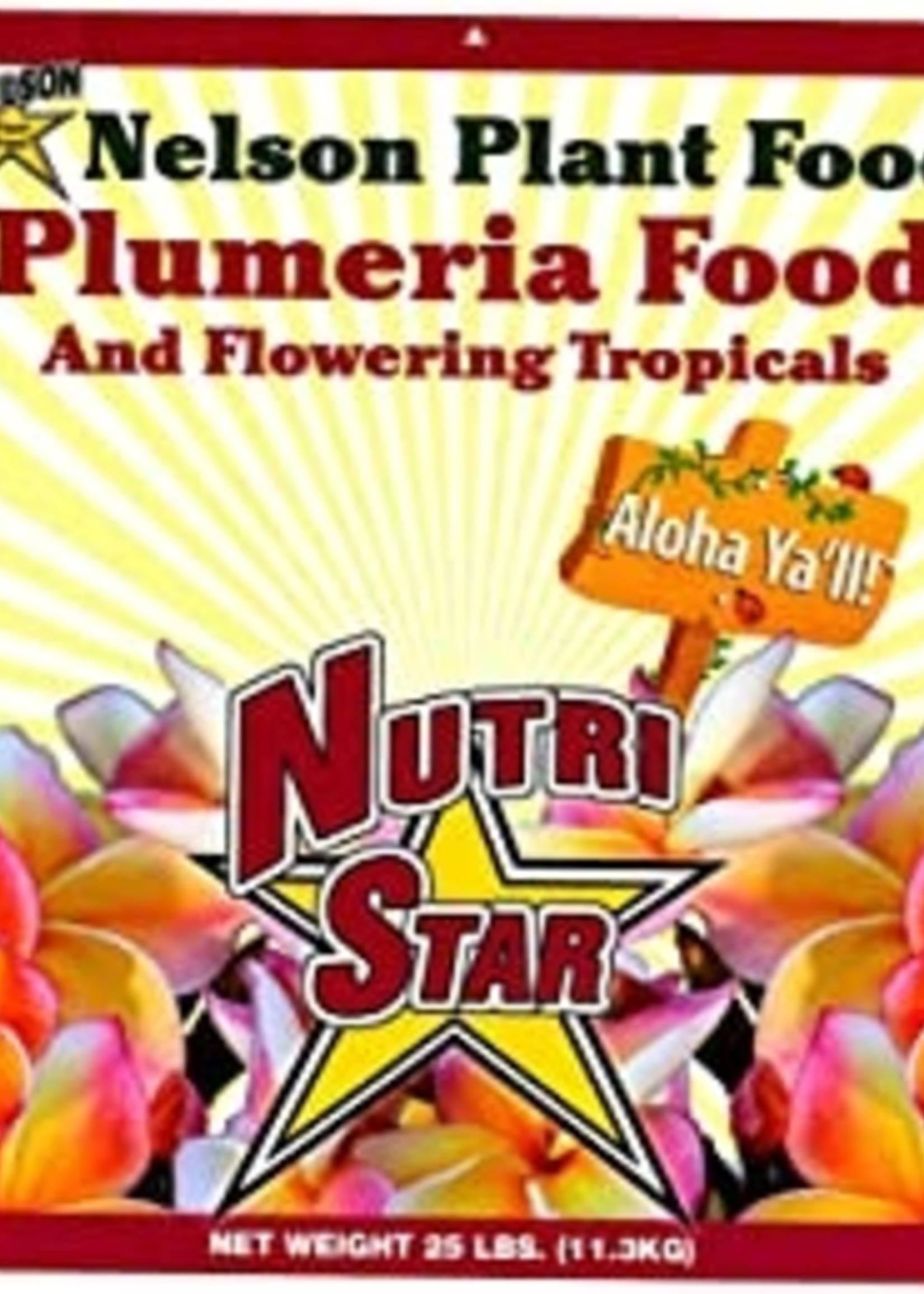 Nelsons Plumeria Fertilizer 4lb.