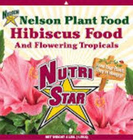 Nelsons Hibiscus Fertilizer 2lb 10-4-12