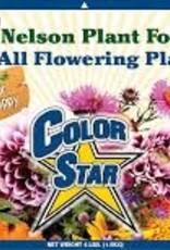 Nelsons Color Star Fertilizer 4lb.