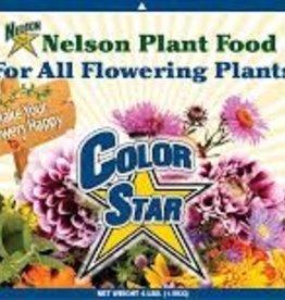 Nelsons Color Star Fertilizer 12.5lb.