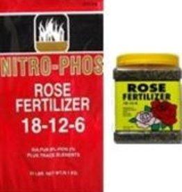 Nitro Phos Houston Rose Society Rose 18-12-6 4#