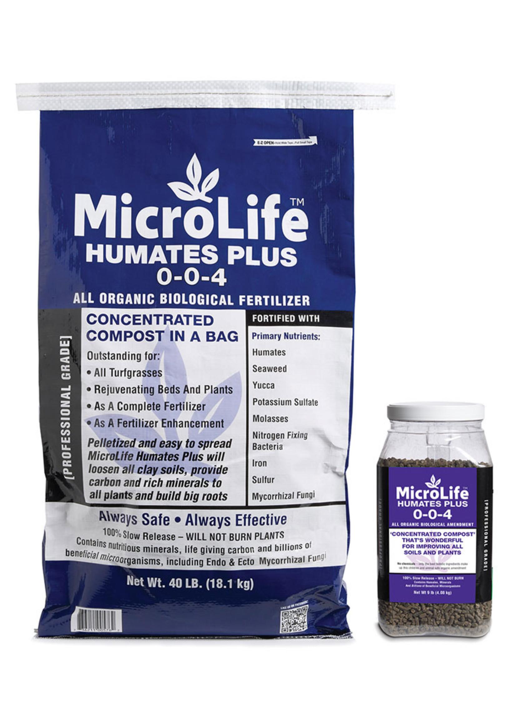 BAG MicroLife Humates Plus 40 lb. bag