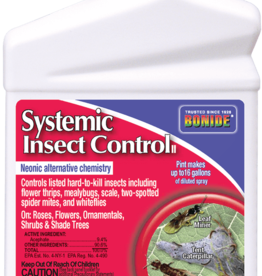 BONIDE Systemic Insect Control Concentrate 16 oz.