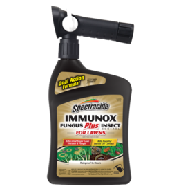 Spectracide Immunox Fungus plus Insect Control for lawns 32oz. RTS