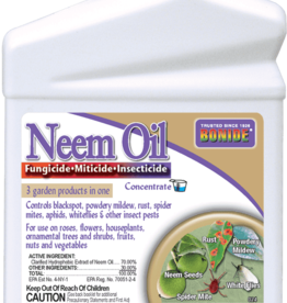 Bonide Neem Oil Concentrate 16 oz.