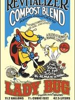 LADY BUG,  Revitalizer Compost 1.5 CF
