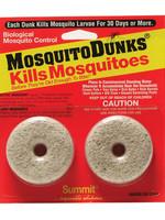 Mosquito Dunks 2 pak. .92 oz.