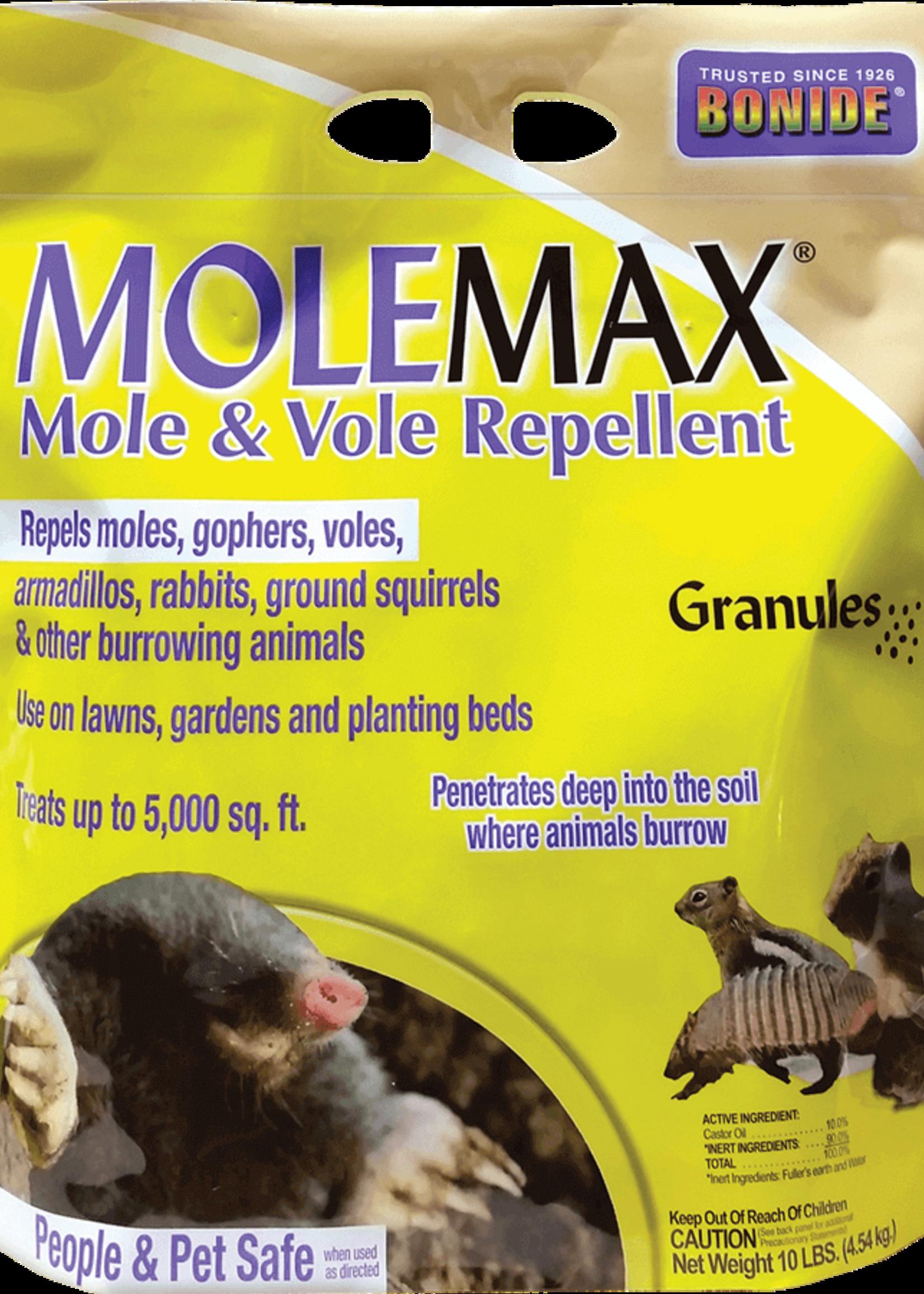 Bonide MoleMax Granules 10 lb.