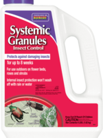 BONIDE Systemic Insect Control Granules 4 lb.