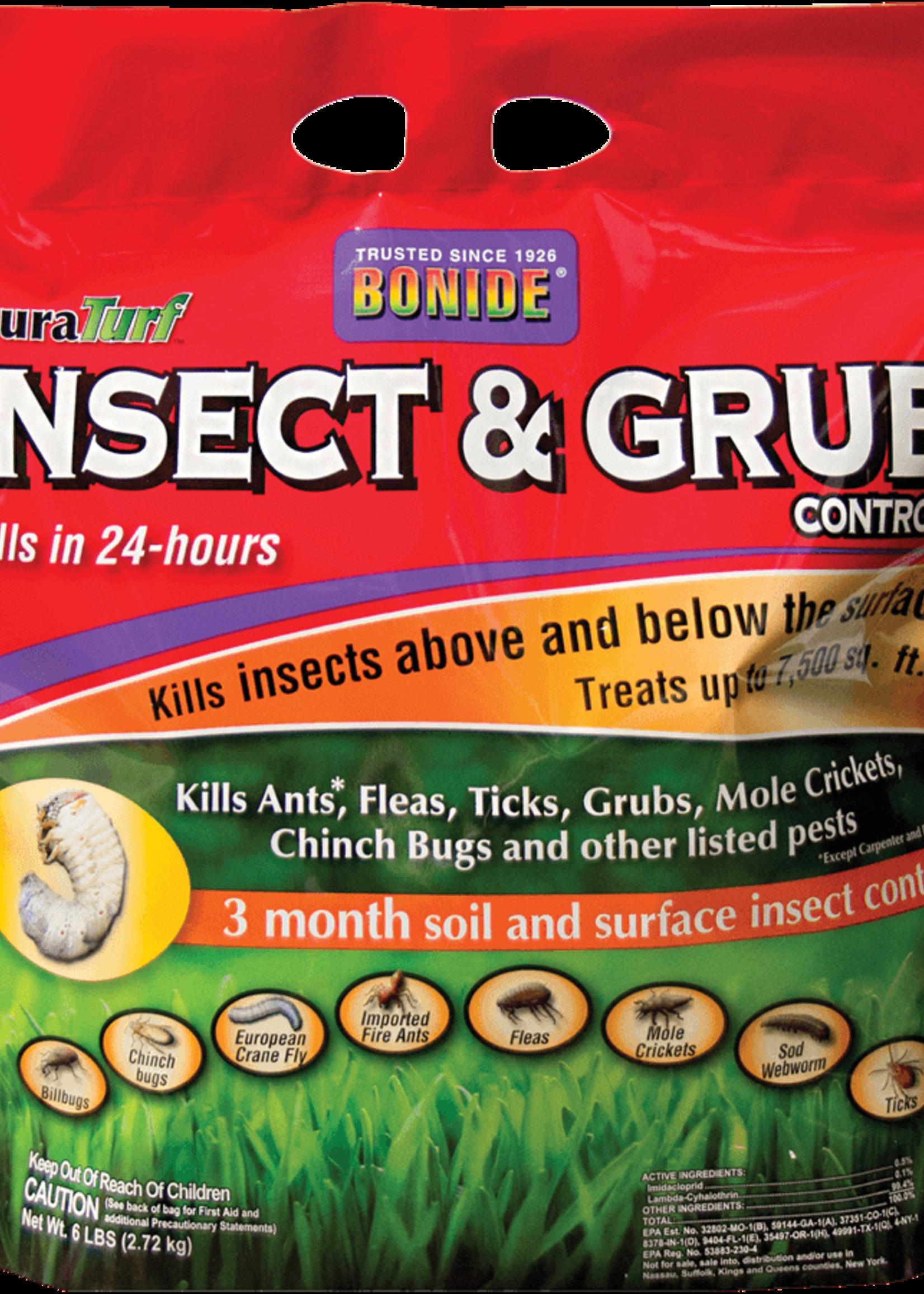 Bonide Insect & Grub Control 6Lb
