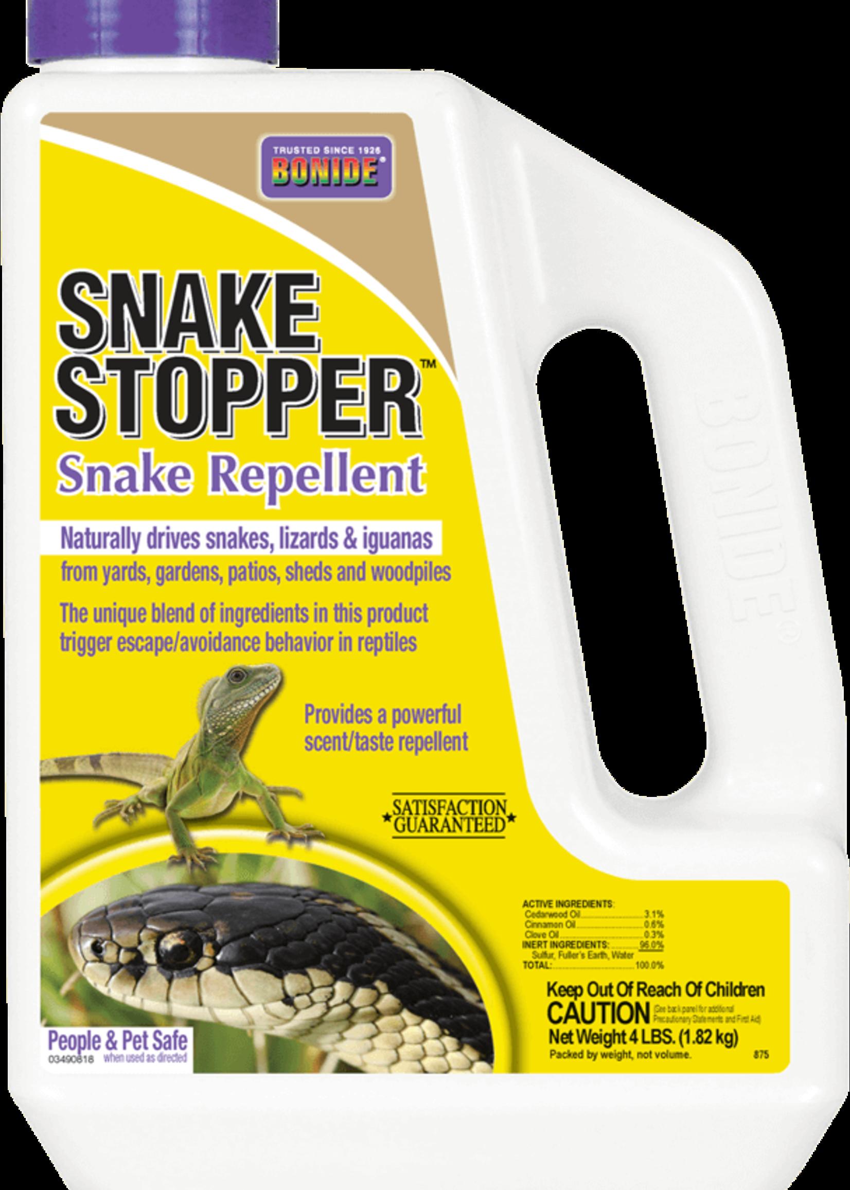BONIDE Snake Stopper 4 lb.