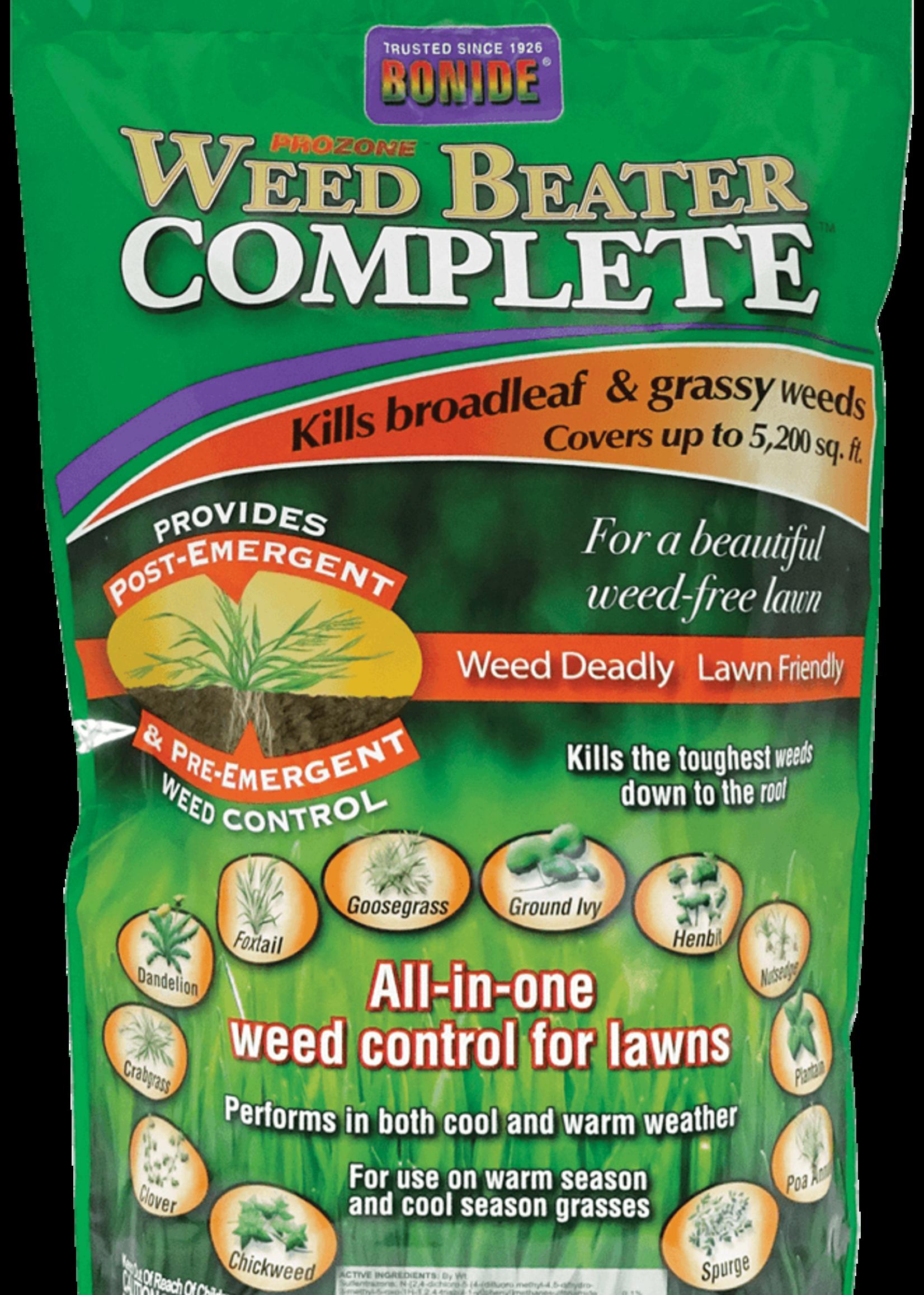 BONIDE Weed Beater Complete 10# bag 2200 sf