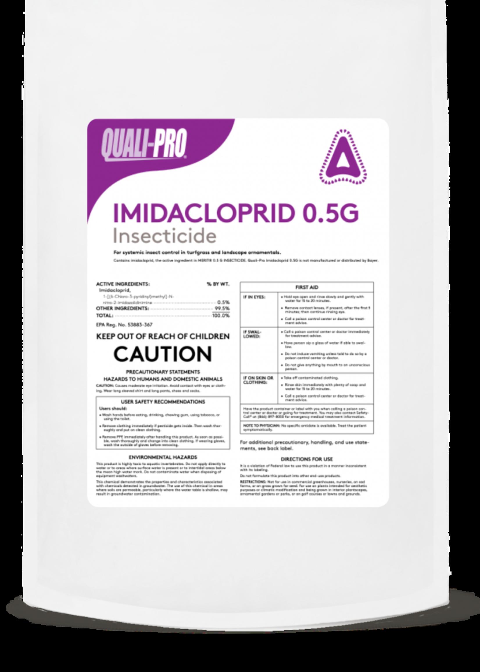 QualiPro Imidicloprid (Merit) .5G 30#