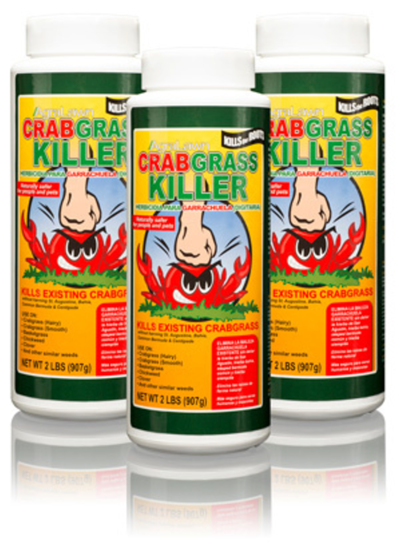 Agralawn CrabGrass Killer 2 lbs.