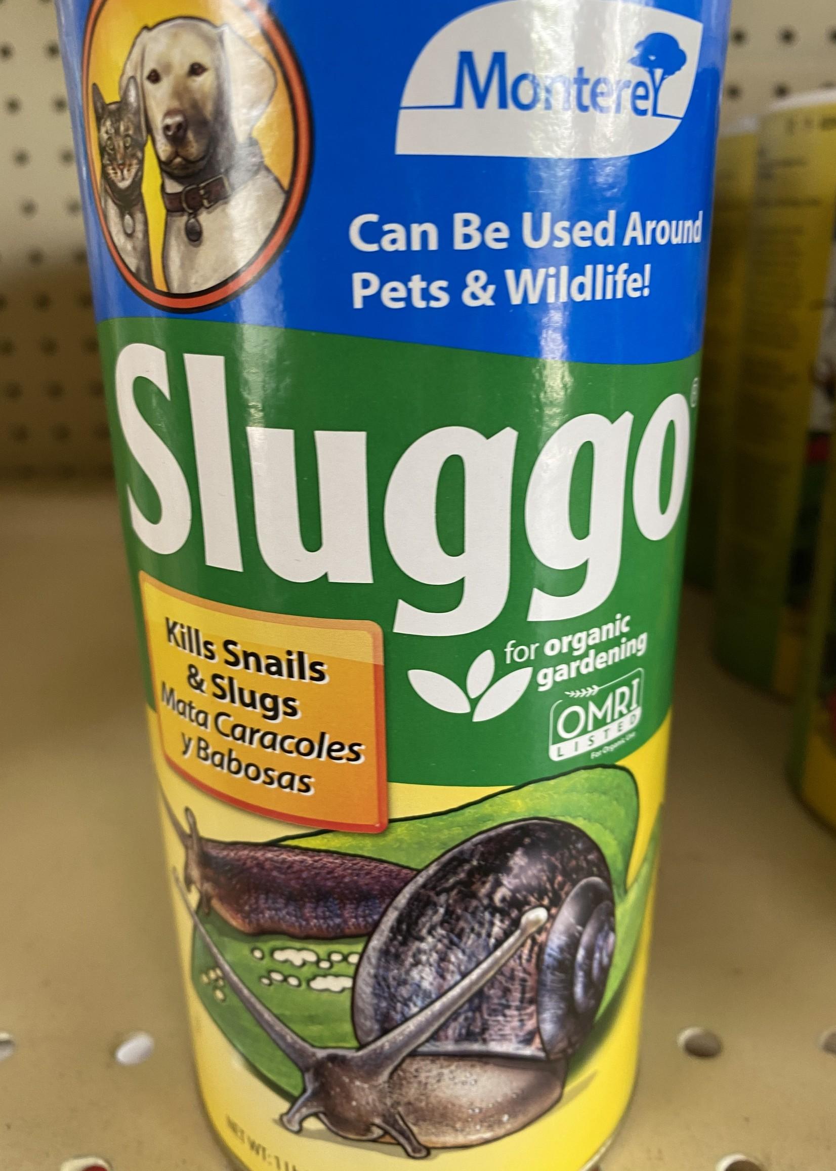 MONTEREY Sluggo 1 Lb. Shaker Can