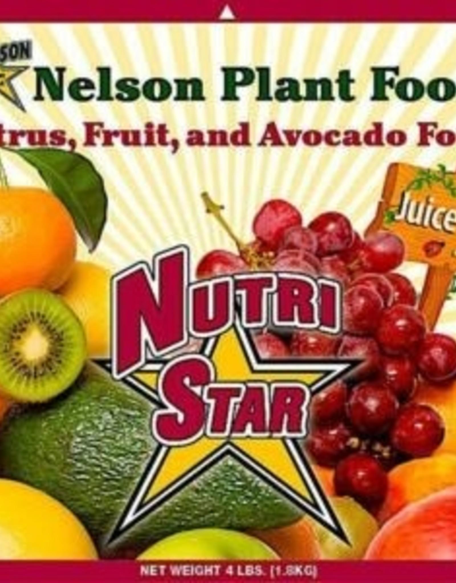 Nelsons Citrus & Avocado Fertilizer 4lb.