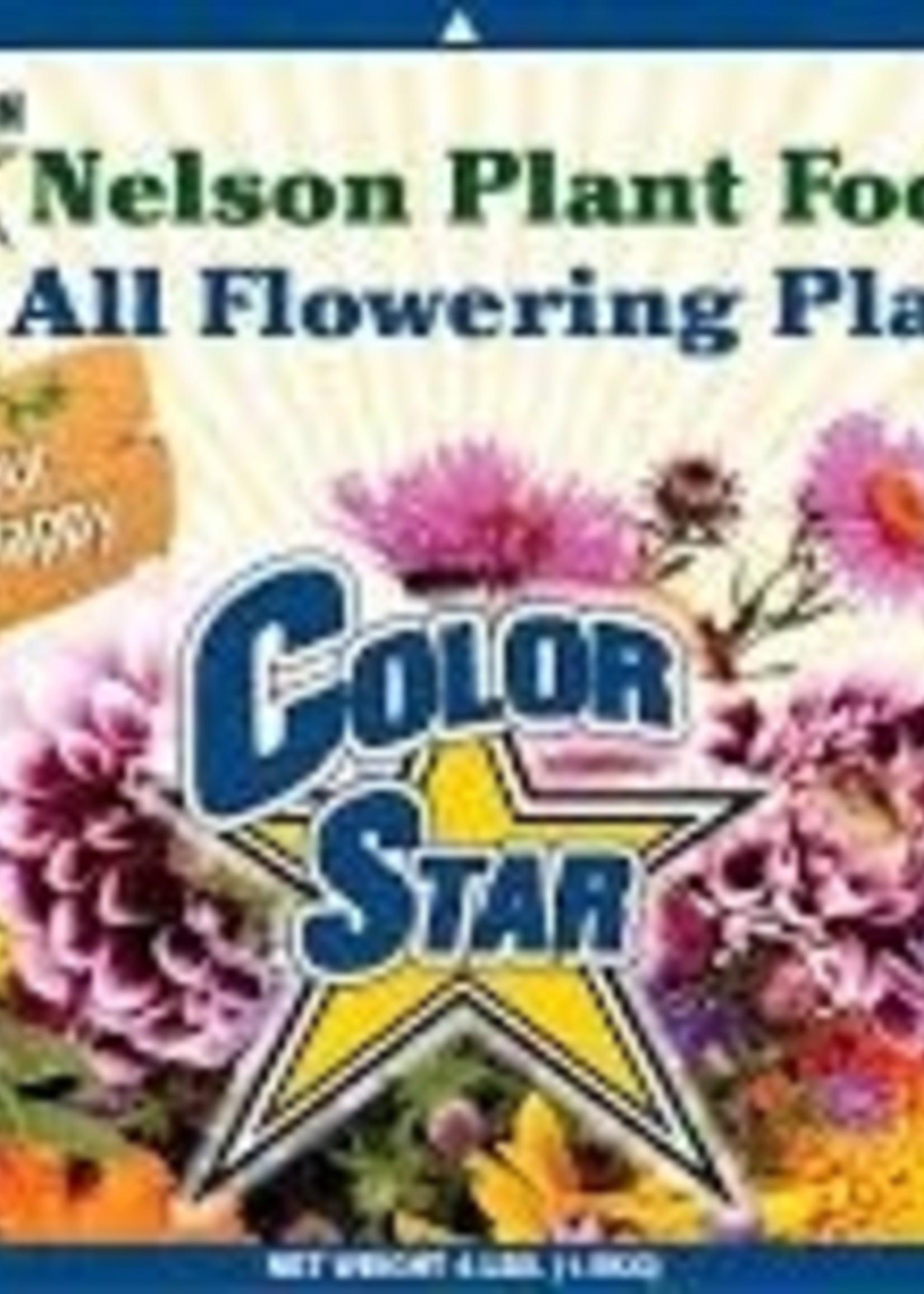 Nelsons Color Star Fertilizer 2#