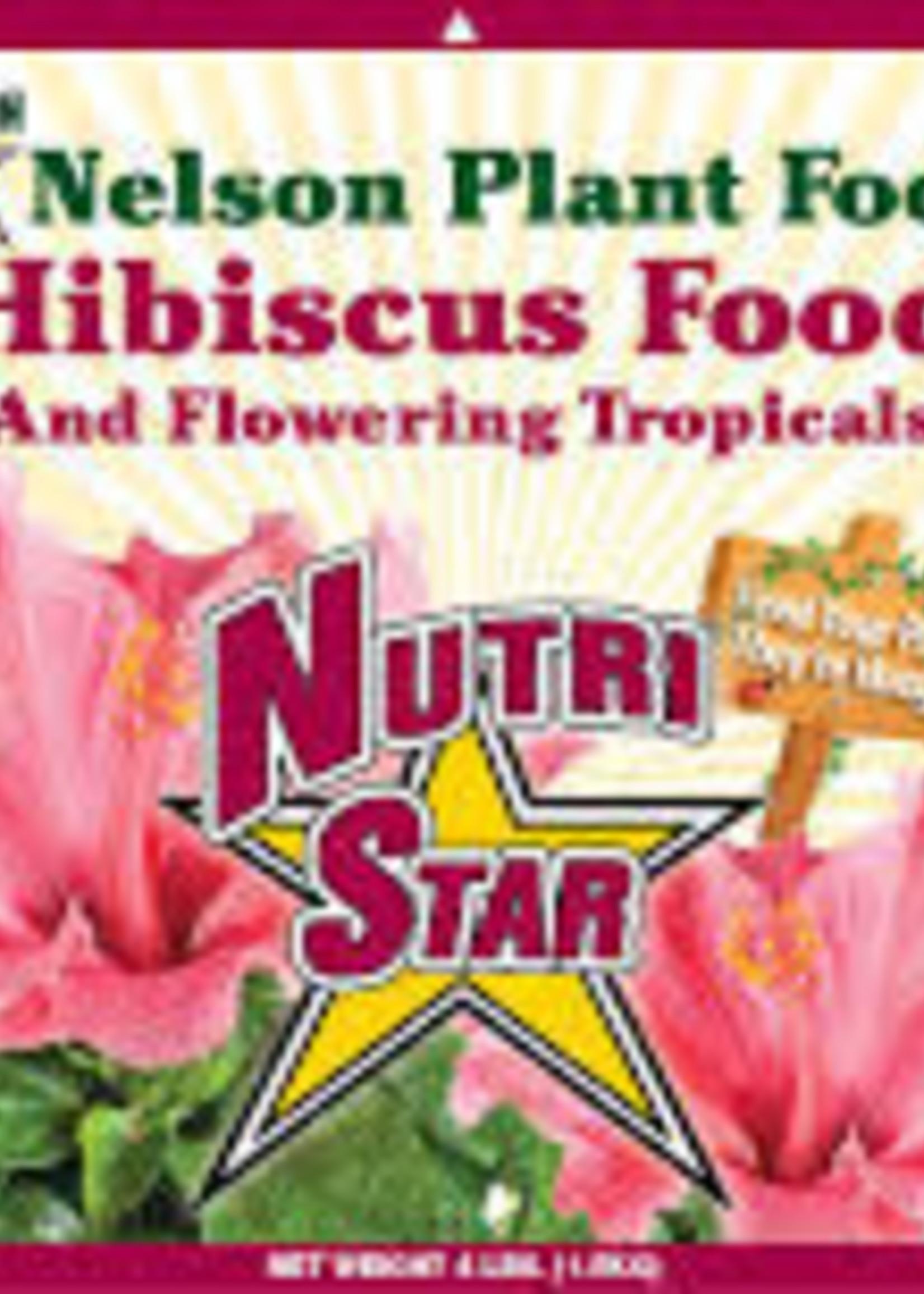 Nelsons Hibiscus Fertilizer 4lb.