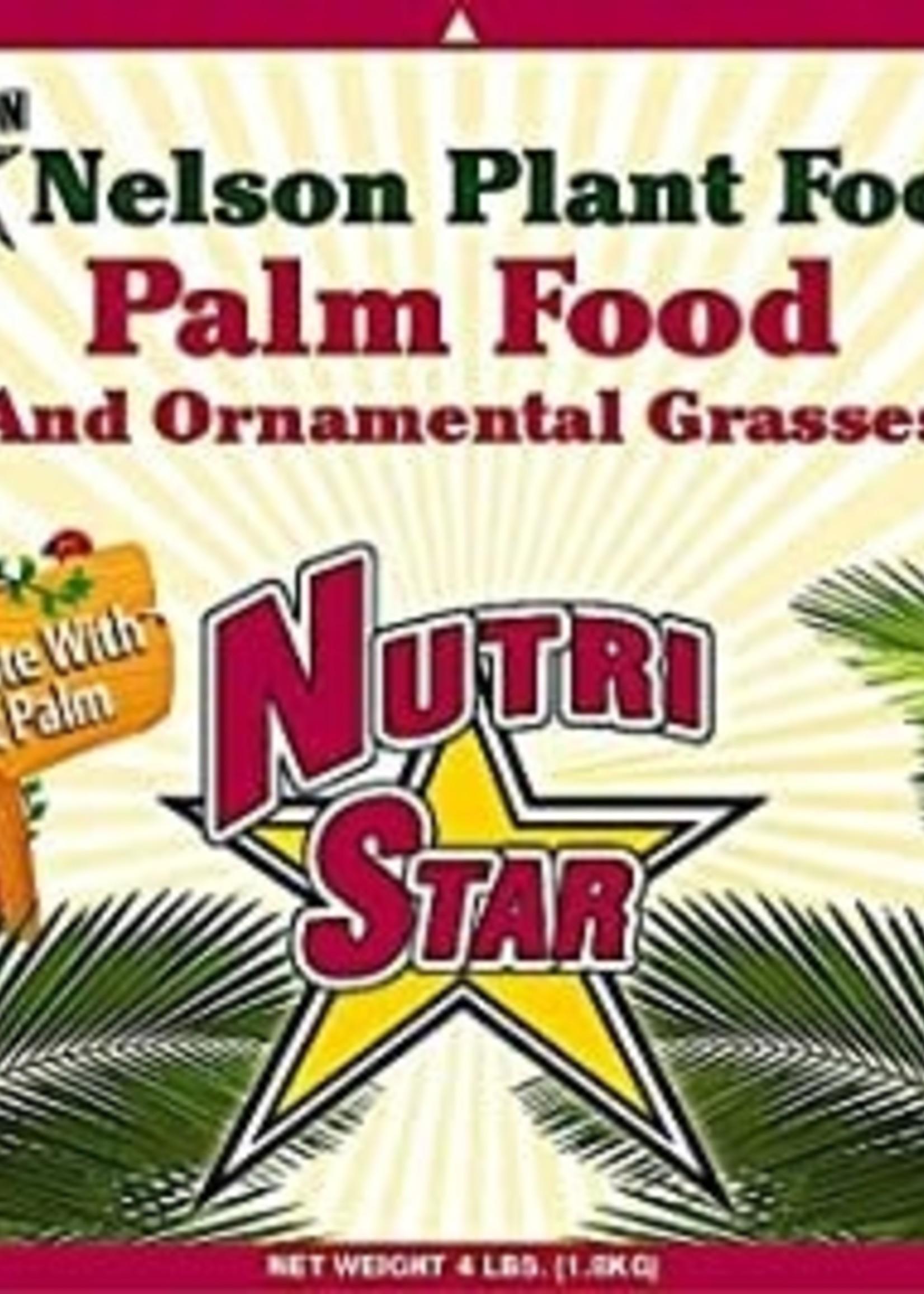 Nelsons Palm Fertilizer 4#