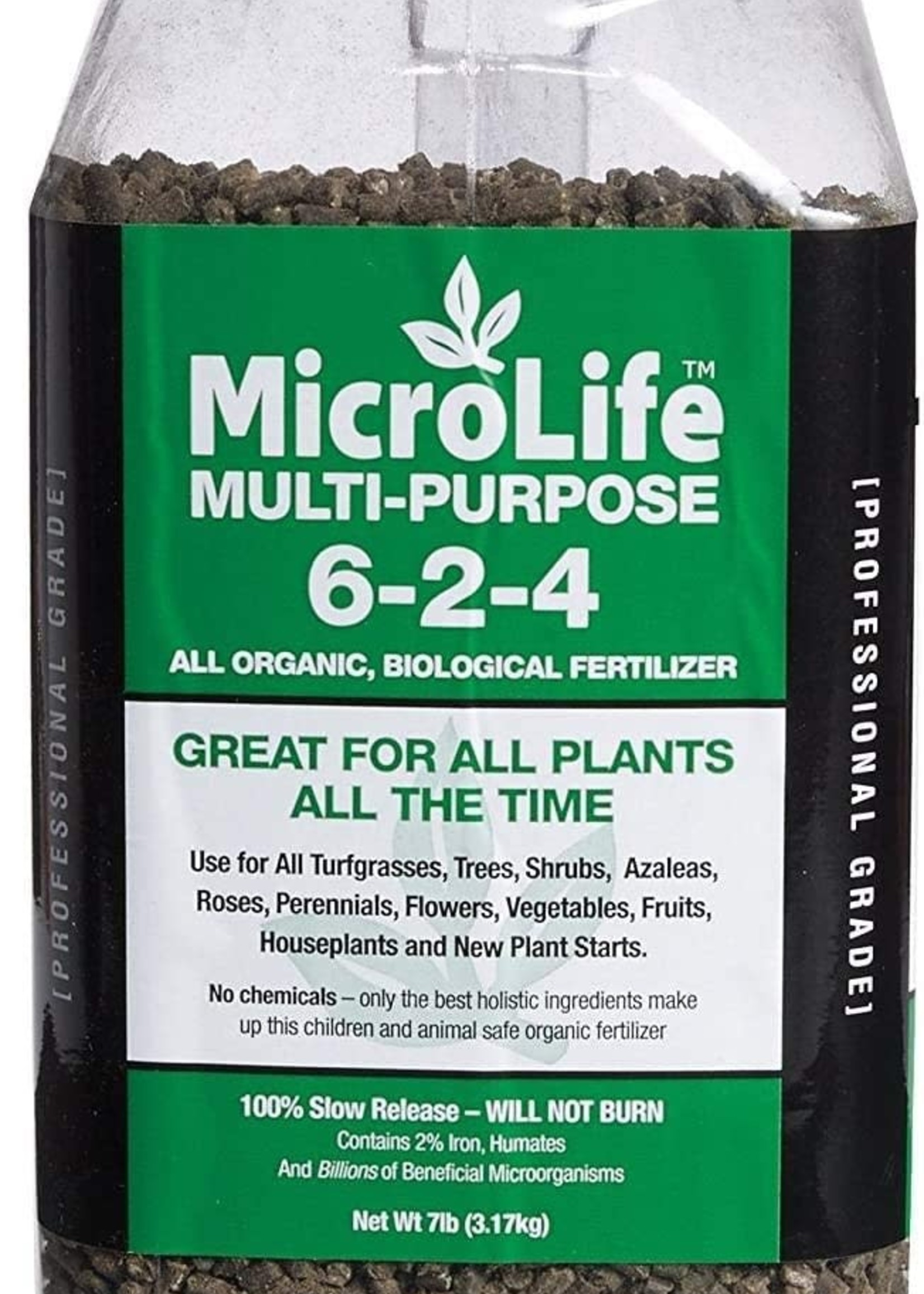 MicroLife 6-2-4 All Purpose 7 lb. jug