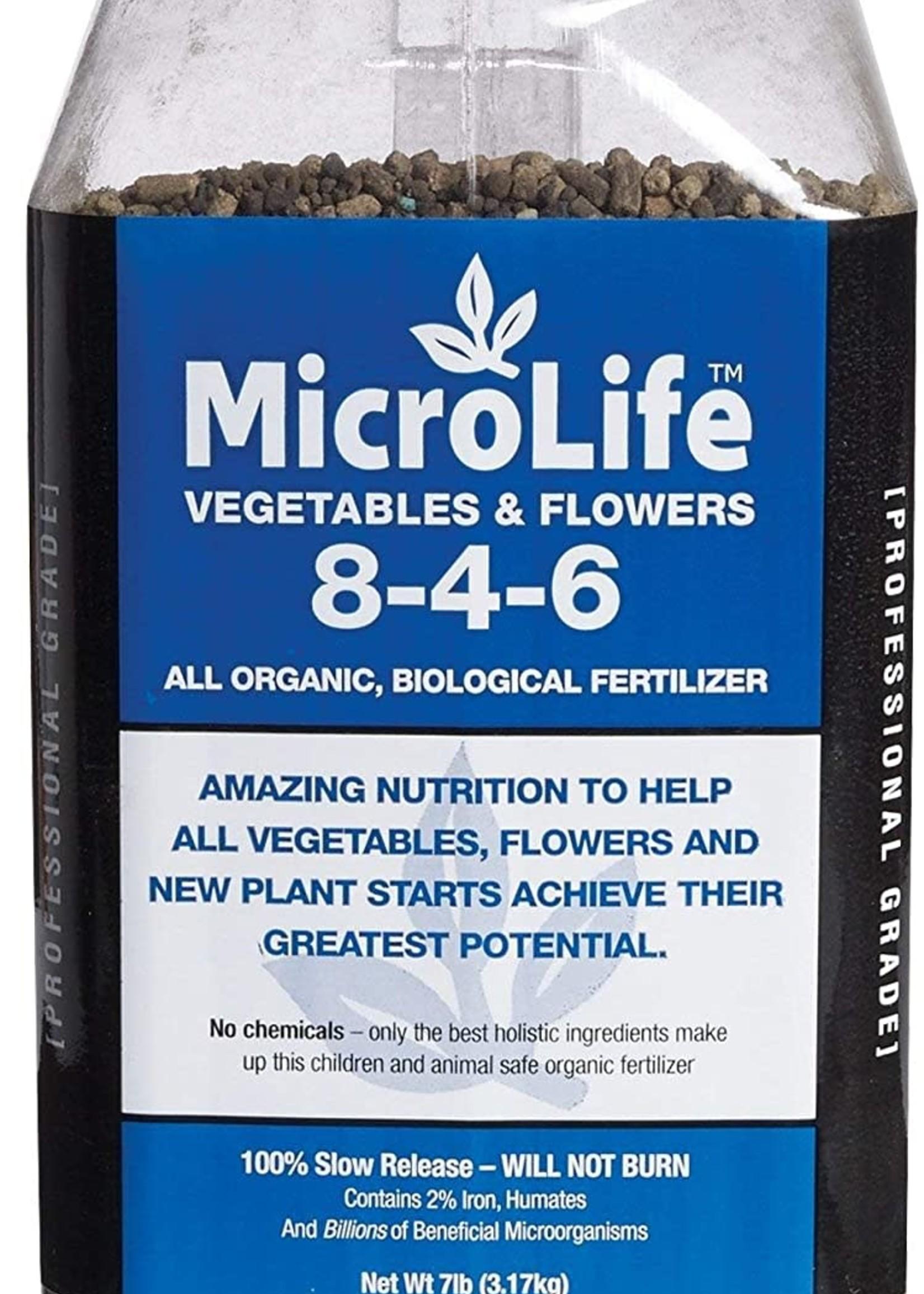 MicroLife Ultimate 8-4-6 7 lb. jug